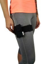 Diabetic Athletic Neoprene Insulin Pump Case Pouch by PumpCases w/ Belt Strap