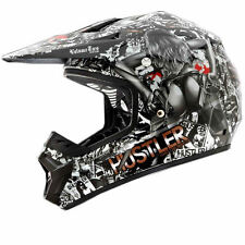 ONEAL ROCKHARD II HUSTLER VOL.2 MOTO SCOOTER CASQUE MOTOCROSS CROSS ENDURO QUAD