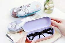 Q-Teen: Forever Cat Collection Eyes Glasses/ Sun Glasses Case Gift