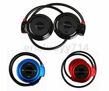Sports Wireless Bluetooth Stereo Headset Earphone Headphone for Samsung iPhone