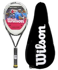 Wilson Six Two BLX 100 Grey Tennis Racket With Full Cover RRP £190
