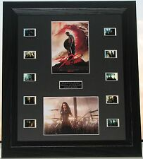 """300 RISE OF AN EMPIRE""   CLASSIC FILM CELL MOUNT ORIGINAL MOVIE FOOTAGE"