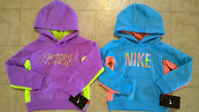 Girl's Nike Hoodies Therma-Fit