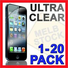 Ultra Clear LCD Screen Protector Film Guard Cover for Apple iPhone 5S 5C 5 SE