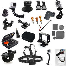 Chest Harness Head Strap Tripod Screw for Gopro Go Pro Hero 1 2 3 Accessories