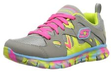 Skechers Girls' Synergy - Privileged Trainers New In Size 9.5 To 2
