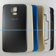 New Original Housing Battery Back Cover for Samsung Galaxy S5 G900H G900F G900I