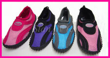 Women's Walking  Water Shoes Beach Pool Aqua Socks Yoga Exercise Dance size 5-10