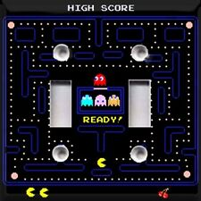 Classic Pacman ~ Light Switch Cover ~ Home~ Room Decor