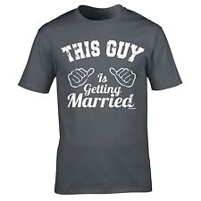 THIS GUY IS GETTING MARRIED T SHIRT ★ t-shirt wedding stag bachelor party tee s