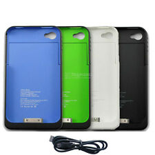 1900 mAh Rechargeable Backup Battery Charger Charging Case For iPhone 4 4S EC04