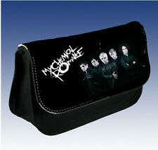 Personalised My Chemical Romance Pencil Case/Make Up Bag (various Designs)