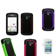 Samsung Galaxy Ace 2 II-E T599 Strong Impact Hybrid Shock Proof Case Cover
