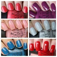OPI Nail Varnish Glitter and Colours!!!