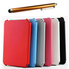 Ultra Slim Leather Case Cover For Samsung Galaxy Tab 2 10.1 P5100 P5110 Pen New