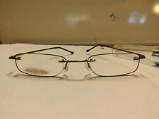 MENS +1.50 InSight Full & Compact EdgeGlow Reading Glasses IN Tube RETAIL $19.99