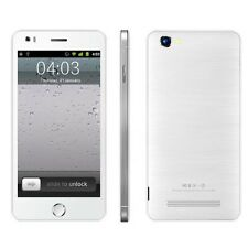"Phone I6 5.0"" Android 4.4 MTK6582 1.3GHz Quad Core 3G Smartphone 1G/4G Unlocked"