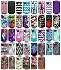 For LG Rumor Reflex LN272 C395 Xpression 2 C410 Protector Hard Cover Phone Case