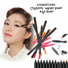 [3 CONCEPT EYES] 3CE Creamy Waterfroof Eyeliner STYLENANDA Available in 12 Color
