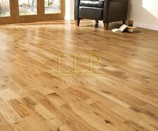 90mm Solid Oak Flooring Lacquered finger jointed Real wood floor wooden Emperor