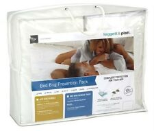 Leggett & Platt Bed Bug Prevention Pack Bundle Plus Southern Textiles. Pick size