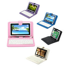 """iRulu 7"""" 16GB Google Android 4.2 Tablet PC Dual Core&Cameras 1.5GHz w/ Keyboard"""