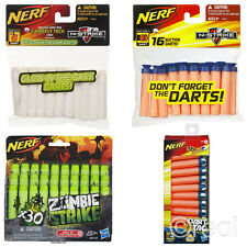 New Nerf Dart Packs Glow In the Dark 16 Pk, Suction Darts 16 Pk, Dart Tag 36 Pk