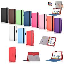 """PU Leather Folio Cover Stand Case For Microsoft Surface PRO 3 12""""Tablet+Gifts"""