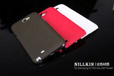 Nillkin Hard Cover For Samsung Galaxy NOTE II 2 N7100 Case With Screen Protector