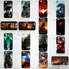 Hot Sale Personalised Custom Printed Godzilla Case Cover for Apple iPhone 5/5S