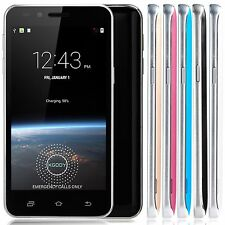 "Unlocked 4.5"" 3G Android Tmobile Straight Talk ATT Cell Phone Smartphone GSM GPS"