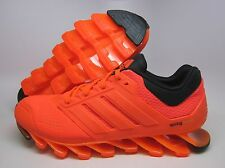 NEW MENS ADIDAS SPRINGBLADE DRIVE RUNNING [D73957]  SOLAR RED//BLACK//SOLAR RED