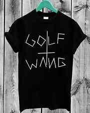Golf Wang Tyler Creator Wolf OFWGKTA Wasted YouthT-shirt Top HYPE SWAG FreshTop