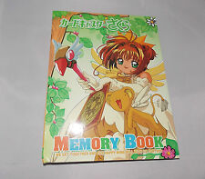 Cardcaptor Sakura Anime Memory Book/Folder