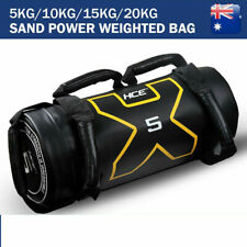 NEW CROSSFIT SAND POWER BAG WEIGHT STRENGTH TRAINING WEIGHTS FITNESS HOME GYM