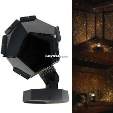 Home Night Romatic Gift Cosmos Star Sky Master Projector Starry Night Light Lamp