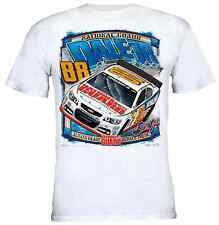 Dale Earnhardt Jr 2014 Chase Auth #88 National Guard Straightaway Tee FREE SHIP!