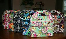 NWT Vera Bradley LUNCH TOTE  Insulated Bag sack date bunch break case box RARE