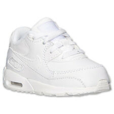Nike Air Max 90 (TD) White infant/toddler shoes 408110-167 Size 5C~10C