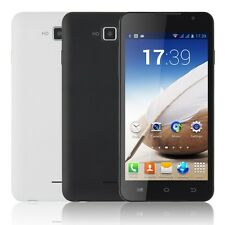 "5"" Dual Sim 2Core Android 4.2 Smart Cellphone T-Mobile Unlocked 3G/GSM WiFi GPS"