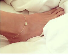 Sexy Anklet Foot Chain Ankle Bracelet Pearl Drop Jewellery