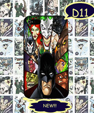 BATMAN VILLAINS JOKER BAIN PINGUINE IVY QUINN All iPhones Cover Case 4s 5s - D11