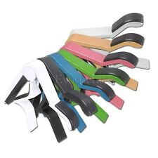Metal Clamp Key Trigger Capo Quick Change for Acoustic Electric Guitar-7 Colors