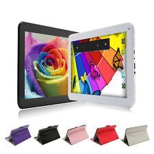 "iRulu A9 10.1"" Android 4.2 Tablet PC 8GB Dual Core Dual Camera WIFI HDMI w/ Case"