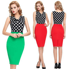 ❤Bedrock Price❤ AUDREY HEPBURN STYLE 50s 60s Vintage Sheath Porm Evening Dresses