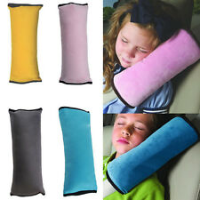 Car Safety Strap Seat Belts Pillow Protector Baby Kids Shoulder Cushion