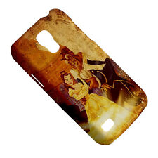 Beauty And The Beast  Case For Samsung Galaxy S3 Mini and Galaxy S4 Mini