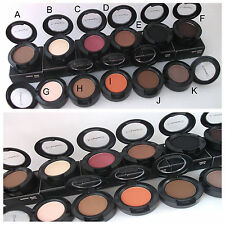 MAC Eye Shadow Eyeshadow New 16 Shades Available BNIB Boxed 100% Authentic