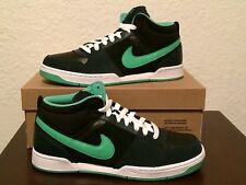 525617 034 NIKE RENZO 2 MID Mens Shoes New Black/gamma green-armory navy