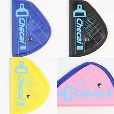 4 Colors Car Child Safety Cover Harness Strap Adjuster Fixator Kid Seatbelt Clip